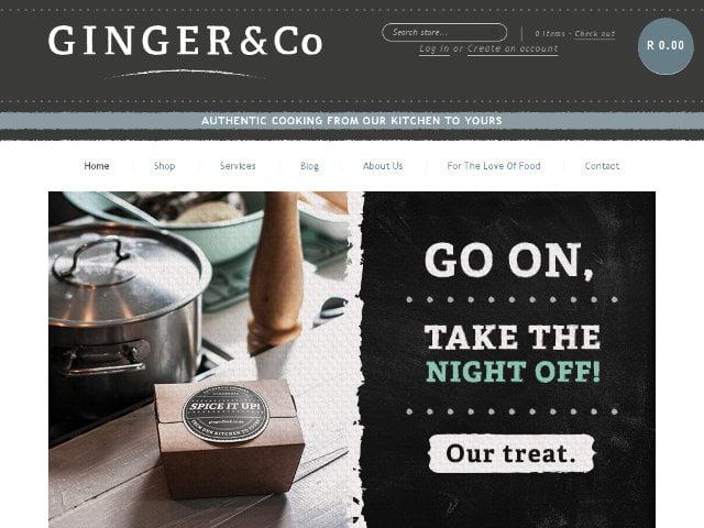 Ginger&Co