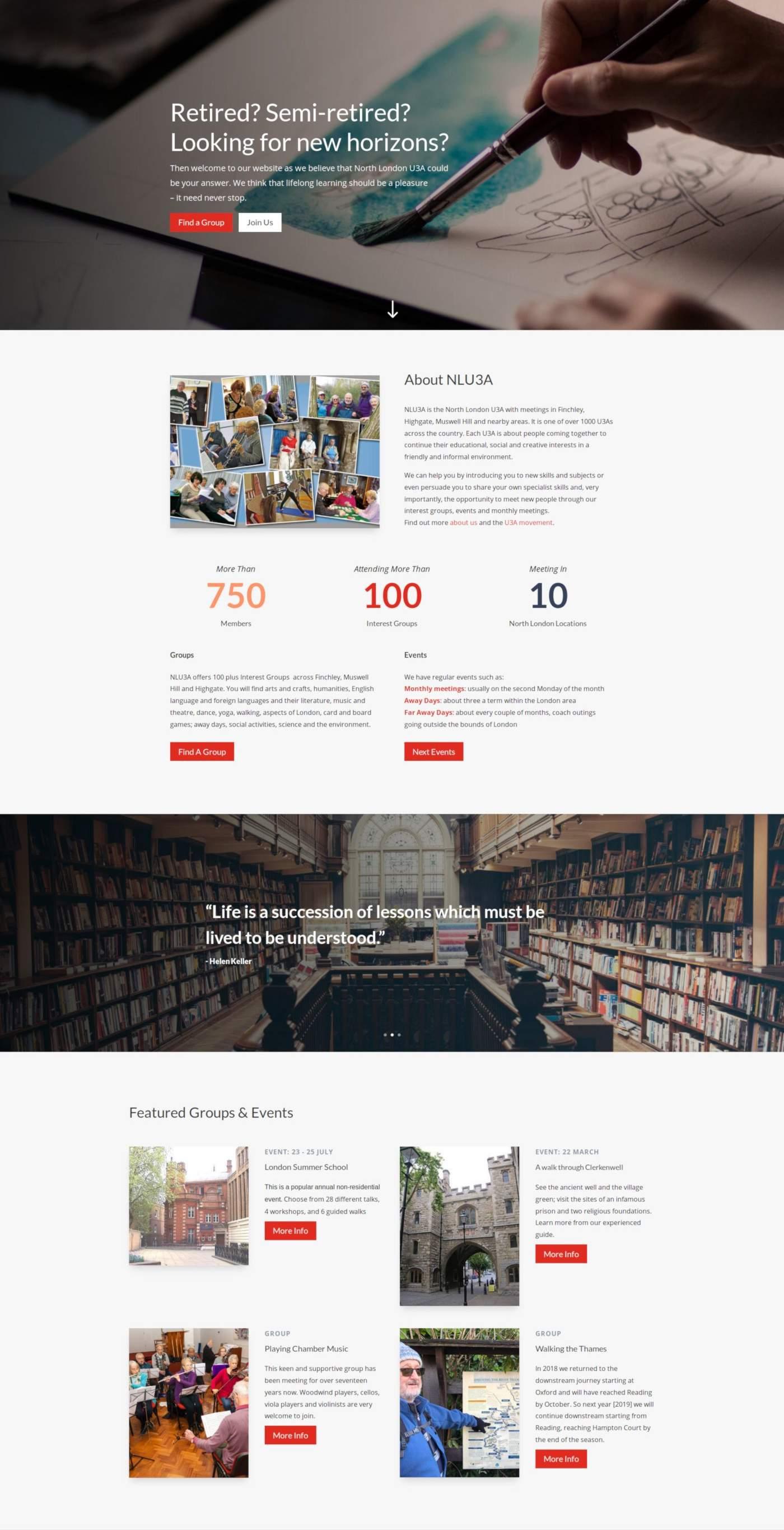 NLU3A Home Page